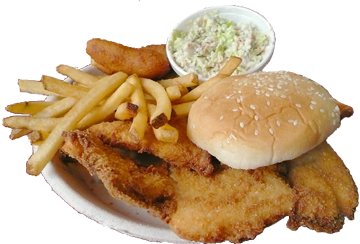 Fried platters skippers fish fryskippers fish fry for Jj chicken and fish menu